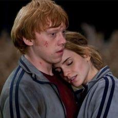 Hermione ve Ron Arasında, Daha İlk Kitaptan Beri Fark Edilen Cinsel Tansiyon