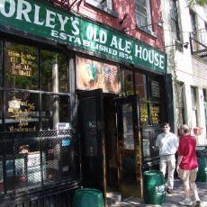 1910'dan Beri Duvarına Asılan Hiçbir Şeyin İndirilmediği Tarihi Pub: Mcsorley's Old Ale House