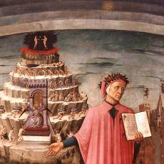 İlahi Komedya ile Tarihin En Büyük Yapıtlarından Birini Veren Dante'nin Yaşam Öyküsü