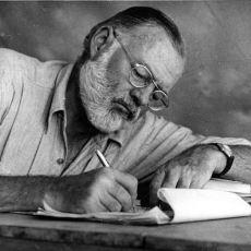 Nobel Ödüllü Ünlü Yazar Ernest Hemingway'in Hayatından Manyak Kesitler