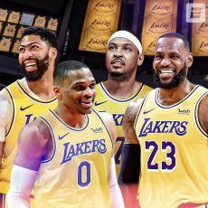 Carmelo Anthony ve Russell Westbrook'u Alan Los Angeles Lakers İyi mi Yaptı, Kötü mü?
