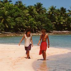 1989'da Sevgilisiyle Beraber Issız Bir Adaya Yerleşen Gencin Tuhaf Hikayesi