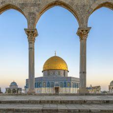 Kudüs'te Mutlaka Görmeniz Gereken Muhteşem Yerler