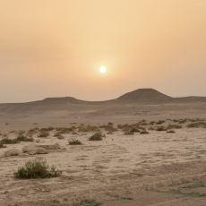 Birleşik Arap Emirlikleri'nin Ülkedeki Mikroklimayı Azaltmak İçin Düşündüğü Suni Dağ Projesi