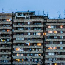 Renksizlikleriyle İnsanı Karamsarlığa İten Yapılar: Sovyet Binaları