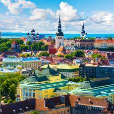 Baltık Ülkelerinden Estonya'nın Sizi Büyüleyecek İnanılmaz Tatlı Başkenti: Tallinn