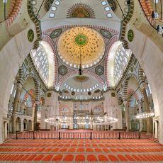 Kutsal Yapı Mimarisinin Bilinçaltını İnanç Doğrultusunda Etkileyecek Şekilde İnşa Edilmesi