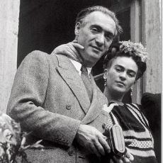 Frida Kahlo'nun Meleğim Diye Sevdiği Pek Bilinmeyen Aşkı Nickolas Muray
