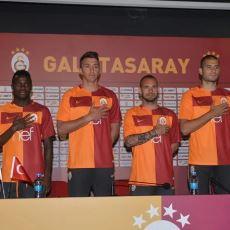 Galatasaray'ın 2017-2018 Sezonu Formalarına Ekşi Sözlük'ten Gelen Tepkiler