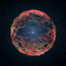 Evrenin Görüp Görebileceği En Görkemli Cenaze Törenlerinden Biri: Süpernova