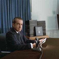 İstifa Ederek Görevinden Ayrılan İlk ABD Başkanı Richard Nixon ve Yarattığı Watergate Skandalı