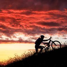 Tekniğini Öğrenmekle Birlikte Eziyetten Büyük Bir Keyfe Dönüşen Olay: Bisikletle Yokuş Çıkmak