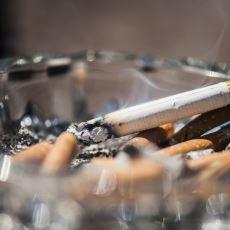 Sigaranın, Etkisini Çok Sonradan Korkunç Bir Şekilde Gösteren Öksürük Dindirici Yan Etkisi