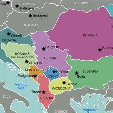 Balkan Devletlerinin, Kendi Sınırları Dışındaki Ülkeleri Kapsayan İmparatorluk İdealleri