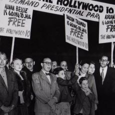 Hollywood'da Komünist Avında Suçlanan 10 Kişi: Hollywood Onlusu