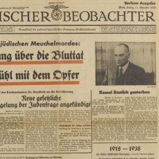 Atatürk'ün Vefatının 11 Kasımda Çıkan Yabancı Gazetelerdeki Yansımaları