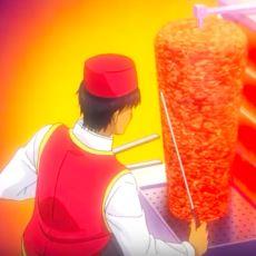 Japonların Ünlü Animesi Shokugeki no Soma'daki Efsane Döner Sahnesi
