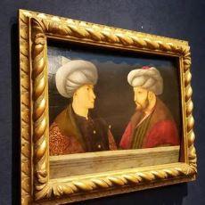 İBB'nin Satın Aldığı Fatih Sultan Mehmet Portresindeki İkinci Adam Kim Olabilir?