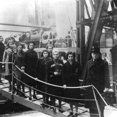 Almanya'daki Çocukları Nazi Zulmünden İngiltere'ye Taşıyan Nakil İşlemi: Kindertransport
