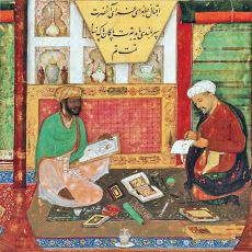 Osmanlı'da Pek Çok Etkileyici Nakış İşinin Ortaya Çıkmasını Sağlayan Meslek: Nakkaş