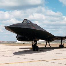 Ses Hızının 3 Katına Çıkışı ve Radara Yakalanmayışıyla Bir Zamanların Efsane Uçağı: SR-71