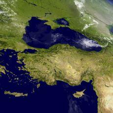 NASA'nın Uluslararası Uzay İstasyonu'ndan Çektiği İstanbul Görüntüleri