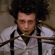 Sinemanın En Yalnız Karakterlerinden Edward Scissorhands Hakkında Şaşırtacak Bilgiler