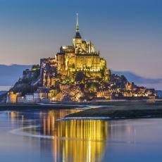 Çoğu Bilim Adamının Dünyanın 8. Harikası Olarak Nitelendirdiği Adacık: Mont Saint-Michel