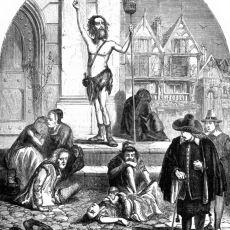 1665 Yılında 100 Bin Kişinin Ölümüne Neden Olan Büyük Londra Vebası