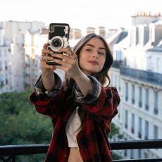 Influencer Çağının Ürünü Olduğunu Hissettiren Dizi: Emily In Paris'in İncelemesi