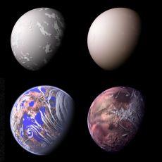 Bildiğimiz Tek Yaşama Sahip Gezegen Olan Dünya Nasıl Oluştu?