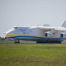 6 Motor, 32 Teker ve Dev Kapasitesiyle Dünyanın En Büyük Uçağı: Antonov An-225