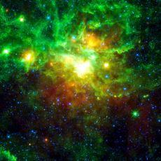 Neden Yeşil Renkli Bir Yıldız Yoktur?