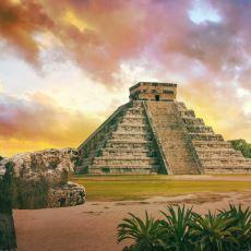 Maya'lardan Kalan En Görkemli ve Kutsal Şehirlerden Biri: Chichen Itza