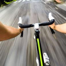 Bisiklet Yolculuklarının Hipnoz Etkisi Yaratan GoPro Çekimleri