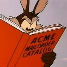 Looney Tunes Çizgi Filmlerinde Çokça Görülen Acme İsmi Ne Anlama Geliyor?
