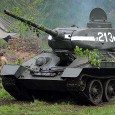 Her Mühendisin Kıskanacağı Kadar Basit ve Sağlam Yapılı Bir Tank: T-34