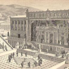 Yunan Tiyatrosu Alengirliklerinde Çözüm Butonu Gibi Kullanılan Tanrı Figürü: Deus Ex Machina