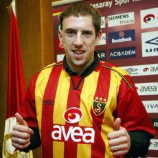 Tadı Damakta Kalan Futbolcu Ribery'nin Galatasaray'daki Olaylı Süreci
