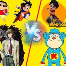 Anime ve Çizgi Film Arasındaki Farklar Nelerdir?