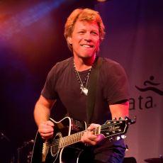 Dünyaca Ünlü Gruba İsmini Veren Jon Bon Jovi'ye Dair Az Bilinen Notlar