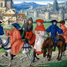 İngiliz Edebiyatı'nın İlk Yazılı Örneklerinden Canterbury Hikayeleri'nin Ortaya Çıkış Öyküsü