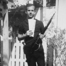 ABD Başkanı Kennedy'yi Vurduğu Varsayılan Keskin Nişancı: Lee Harvey Oswald