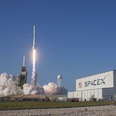 Ticari Uzay Seferlerinin Kapısını Aralayacağı Düşünülen SpaceX Uçuşu Başarıya Ulaştı