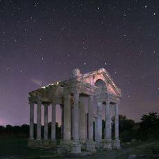 1964'te Ara Güler'in Yolunu Kaybetmesi Üzerine Tesadüfen Bulduğu Antik Şehir: Afrodisias
