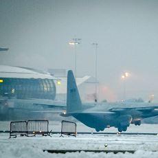 Bir Askeri Üsse Hiç Benzemeyen Belçika Terminali Melsbroek'te Yaşanan Türk Anısı