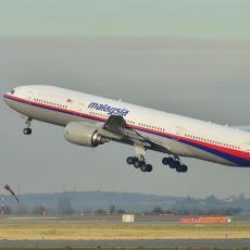 """2014'ten Beri Bulunamayan Kayıp Malezya Uçağıyla İlgili """"Uçak Kazası Raporu"""" Teorisi"""