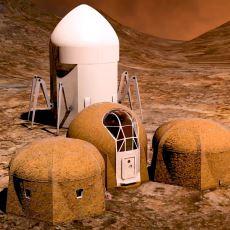 NASA'nın Mars'a Yerleşecek Koloniciler İçin Yapı Tasarımları Yarışmasını Kazanan 5 Model