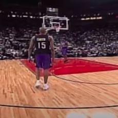 Vince Carter'ın Efsaneleştiği 2000 NBA Smaç Yarışması Performansı