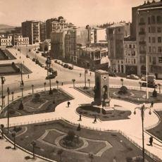 Sizi Hüzünlendirip Ah Çektirecek, 1931-1999 Yılları Arasındaki Taksim Meydanı Fotoğrafları